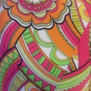 Cacique Intimates & Sleepwear - Colorful Full-Coverage Satin 40DDD bra NWT